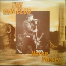 """GUN CLUB """"Horse Power"""" LP (yellow)"""