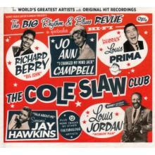 Cole Slaw Club - The Big Rhythm & Blues Revue CD