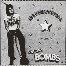 GLAMSTAINS Volume 3: Cherry Bombs LP