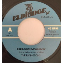 "RIVINGTONS ""Papa-Oom-Mow-Mow / Mama-Oom-Mow-Mow"" 7"""