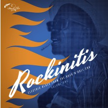 ROCKINITIS Vol. 1: Electric Blues From The Rock`n ́Roll Era LP