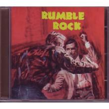 RUMBLE ROCK CD  (Buffalo Bop)