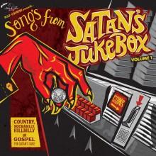 """SONGS FROM SATAN'S JUKEBOX Volume 1 10"""""""