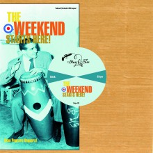 """THE WEEKEND STARTS HERE Vol. 2 / Slow Popcorn Boppers 10"""""""