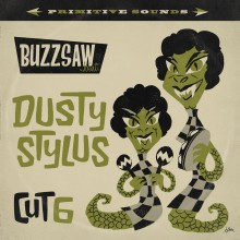 BUZZSAW JOINT Cut 6 / Dusty Stylus LP