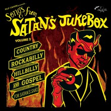 SONGS FROM SATAN'S JUKEBOX Volume 2 10""
