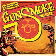 GUNSMOKE Volume 3 10""