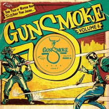 GUNSMOKE Volume 6 10""
