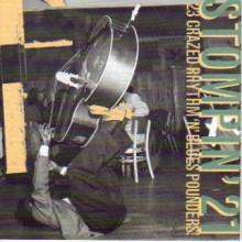 STOMPIN Volume 21 CD