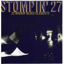 STOMPIN Volume 27 CD
