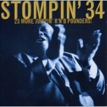 STOMPIN' Volume 34 CD