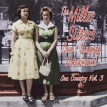 """SUN COUNTRY VOL.3 """"THE MILLER SISTERS"""" CD"""