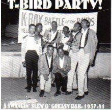 T-BIRD PARTY cd