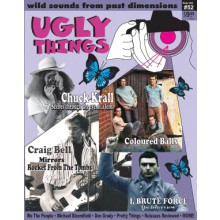 UGLY THINGS Issue #52 Mag