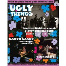 UGLY THINGS Issue #56 Mag