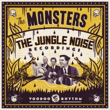 "MONSTERS ""The Jungle Noise Recordings"" CD"