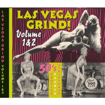 LAS VEGAS GRIND Volume 1 & 2 CD